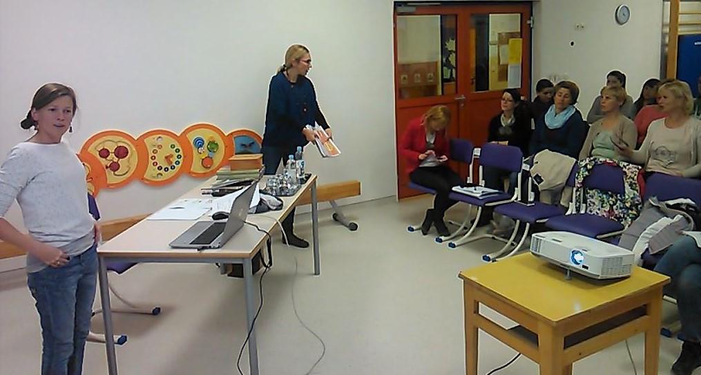 Realiziran sklop predavanja za strokovne delavce Vrtca Škofja Loka
